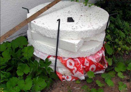 Септик из бетонных колец: устройство и типы схем установки