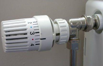 Балансировка отопления регулятором