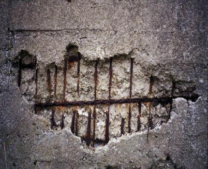 Выщелачивание бетона