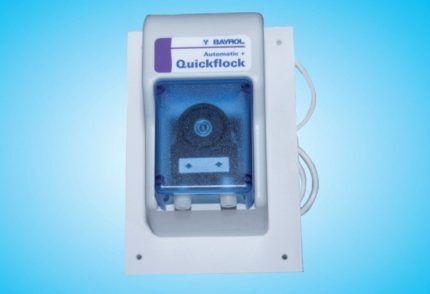 Автоматический дозатор для бассейна