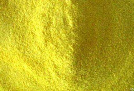 Полиоксихлорид алюминия