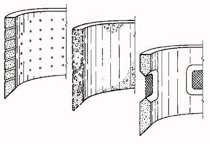 Боковой фильтр водоприемной части колодца
