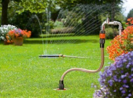 Назначение летнего водопровода