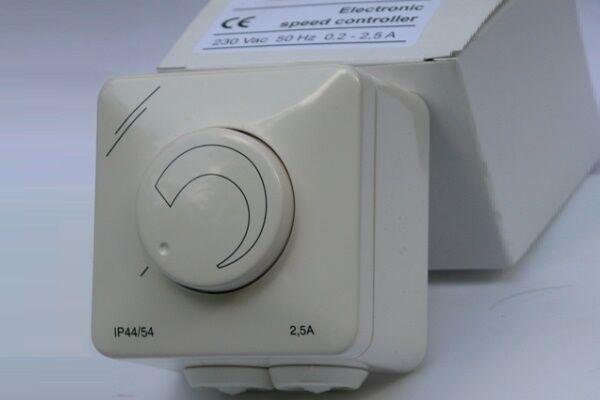 Регулятор для канального вентилятора своими руками 774