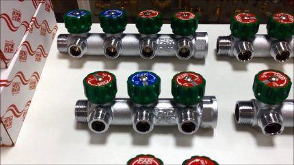 Разводка водопровода в квартире: основные схемы и варианты