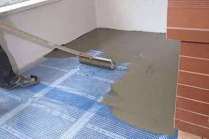 Необходимость цементной стяжки