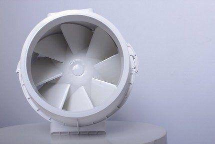 Вентилятор открытого типа