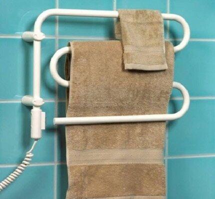 Самодельный полотенцесушитель для ванной