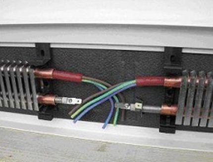 Разводка электрической проводки в доме