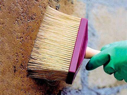 Антигрибковое средство для стен: антисептики против плесени