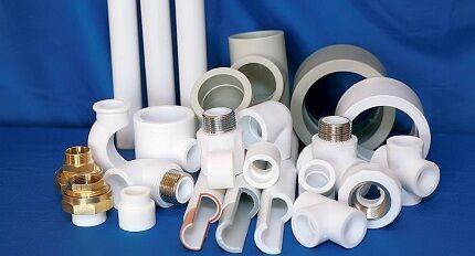Полипропиленовые трубы для установки сантехники