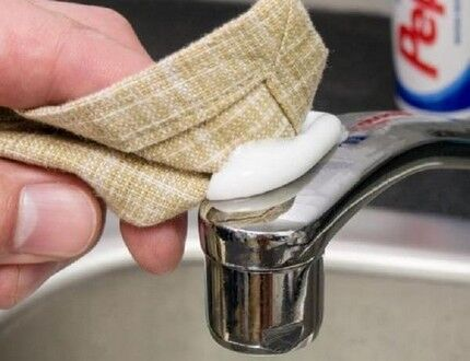 Зубная паста для устранения загрязнений