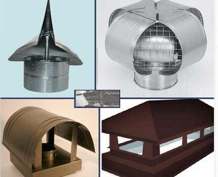 Модели дефлекторов