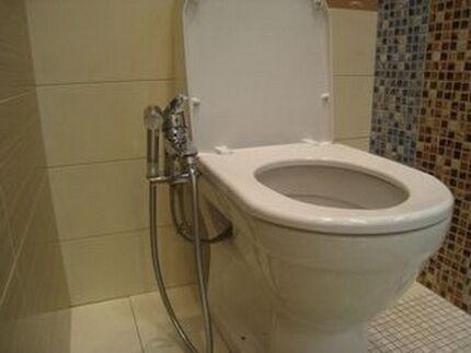 Как сделать гигиенический душ 696