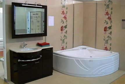 Мойдодыр для ванных комнат