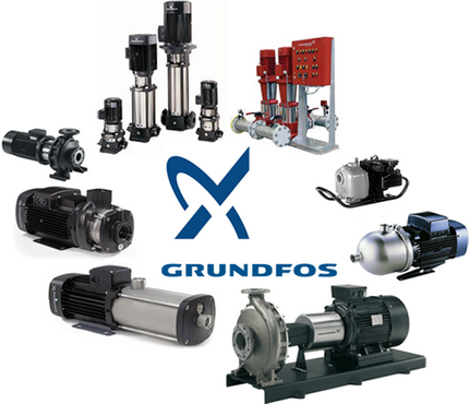 Модельный ряд Grundfos