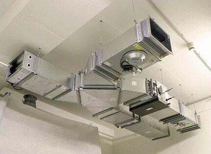 Какой вид вентиляции используется на производстве