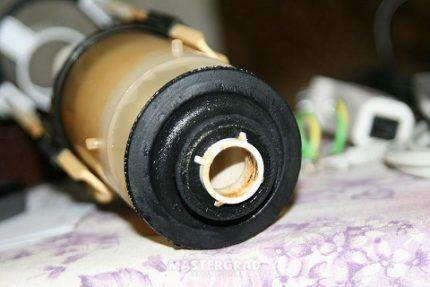 Прокладка запорного клапана