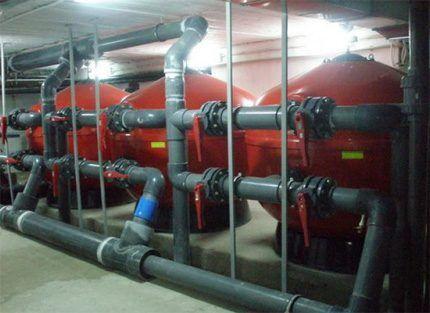 Внутренний водопровод и канализация: стандарты и требования