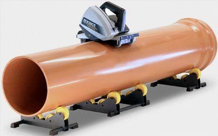 Труборез для пластика Exact-PipeCut-P400