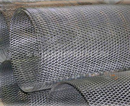 Металлической сетки из нержавеющей стали