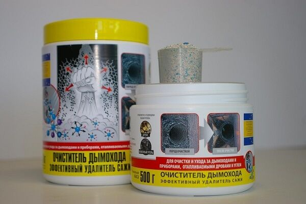 Средства для чистки дымоходов что лучше установка дымоходов в алматы