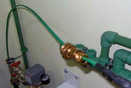 Низкотемпературный кабель