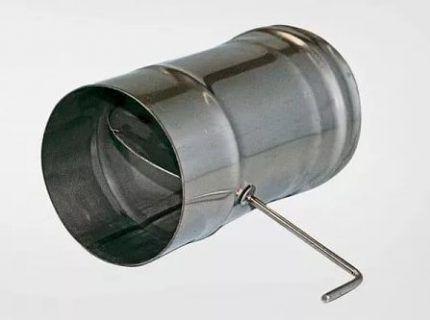 труба для дымохода нержавеющая сталь