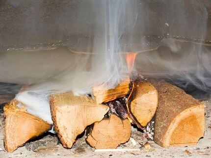 Kindling furnace
