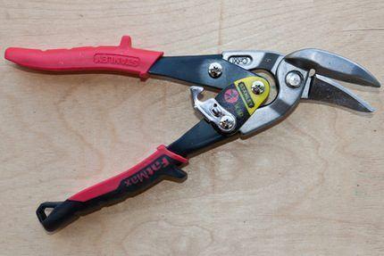 Ножницы по металлу для бытовых работ