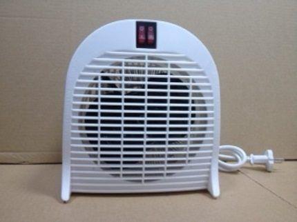 Маленький недорогой тепловентилятор
