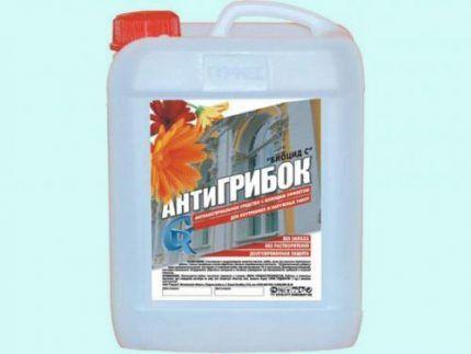 """Эффективное средство """"Антигрибок"""""""
