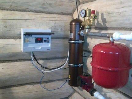 Энергозависимость индукционных приборов