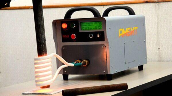 Индукционный нагреватель своими руками из сварочного инвертор