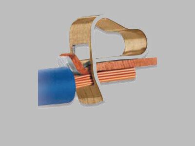 Клеммы серии cage clamp