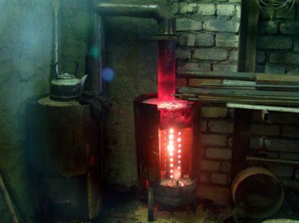 Heating Safety Mining