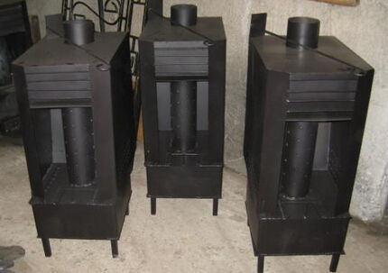 Furnaces for the development of factory production
