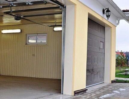 Защита стен утепляемого гаража