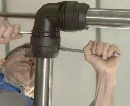 Водогазопроводные трубы в быту