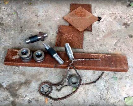 Материалы для улиткового трубогиба