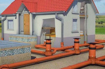 Внутренняя канализация: особенности