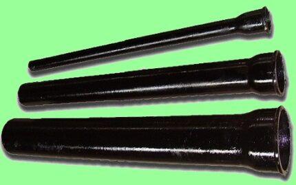 Типовые размеры труб
