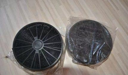 Угольные кассеты для вытяжки