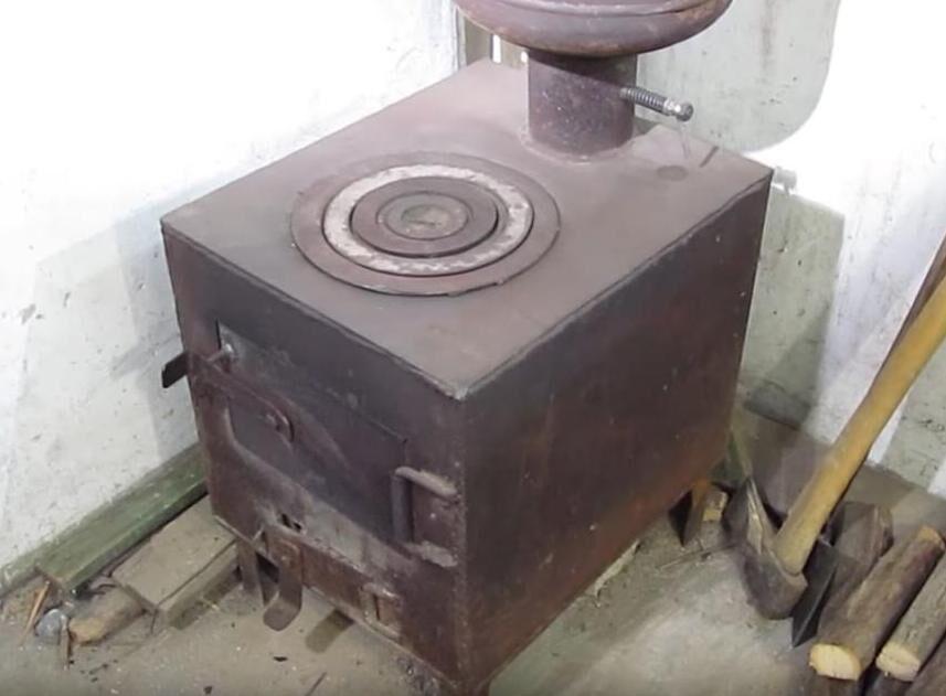 Теплообменник в буржуйке для отопления прокладка теплообменника mazda 6