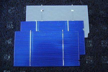 Solar Cells – набор на 36 или 72 модуля