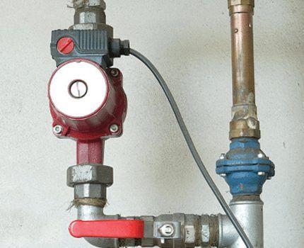 Мокрый ротор оборудования