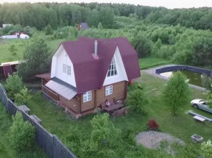 Дом с автономной электросистемой