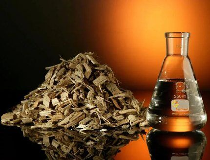 Топливо для декоративного биокамина