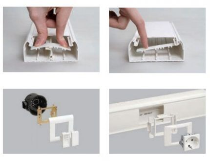 Принцип устройства электропроводки