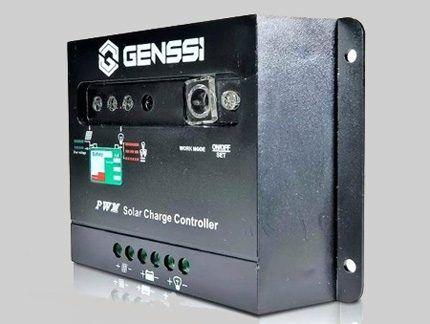 Контроллеры заряда для солнечных батарей, самый большой ...